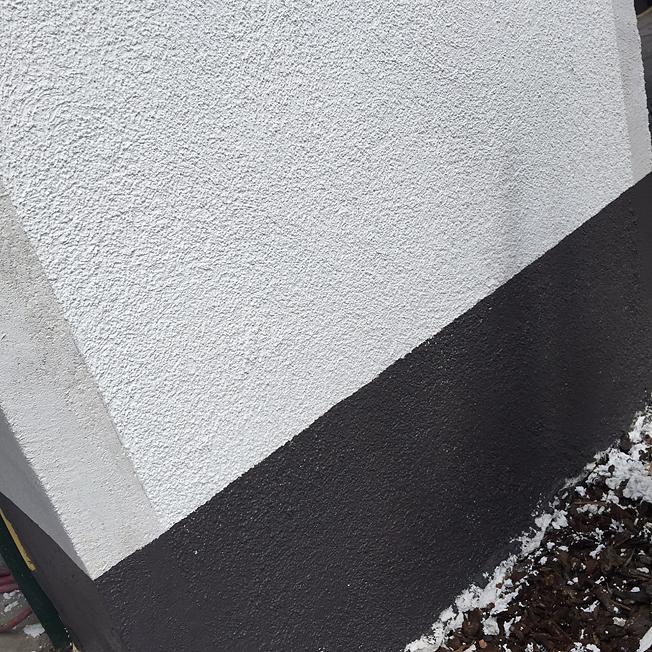 rauhputz streichen rauputz auftragen fachgerechte anleitung vom profi wand mit muster. Black Bedroom Furniture Sets. Home Design Ideas